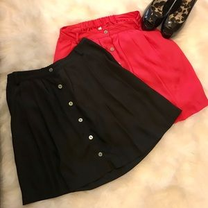 Bundle Deal two skirts for the price of one!!